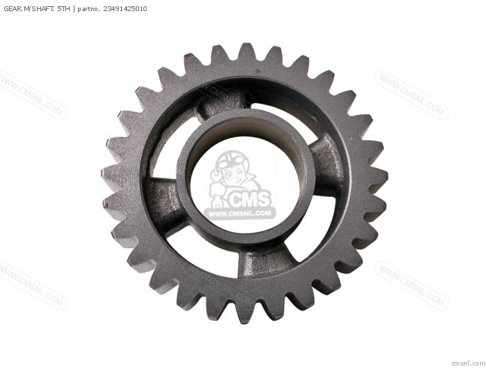 (23491MC3630) GEAR,M/SHAFT. 5TH