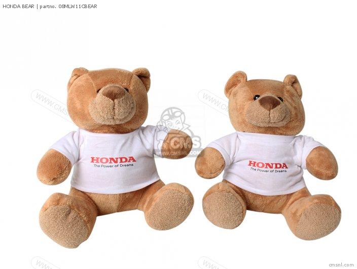HONDA BEAR