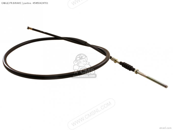 CABLE,FR.BRAKE