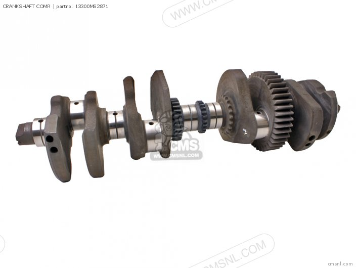CRANKSHAFT COMP.