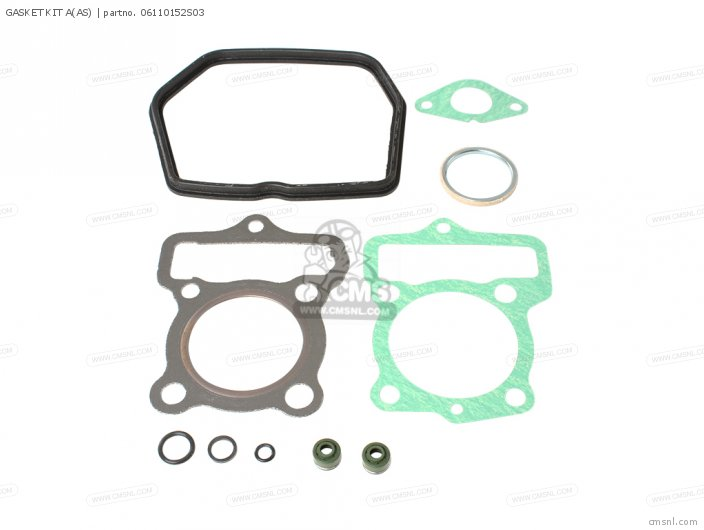 GASKET KIT A(AS)
