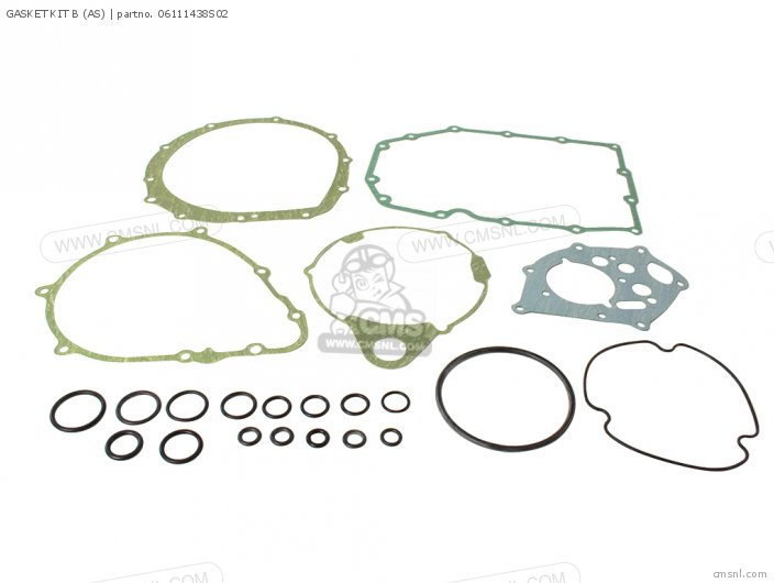 GASKET KIT B (AS)
