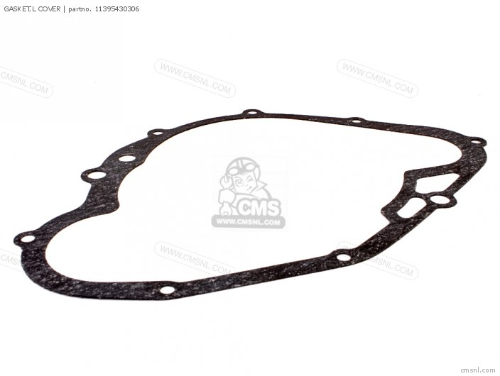 GASKET,L COVER