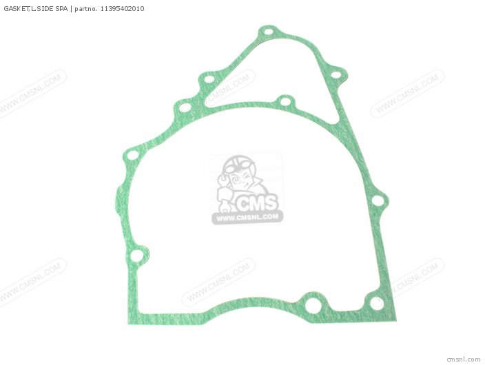 GASKET,L.SIDE SPA