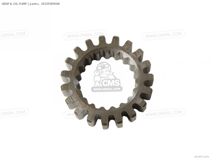 GEAR B,OIL PUMP