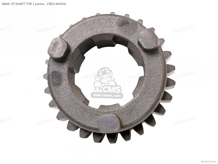 GEAR,CT/SHAFT TOP
