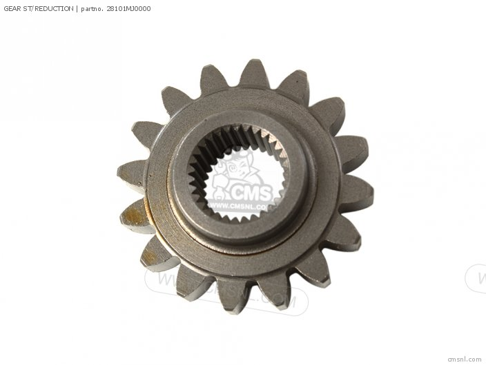 GEAR ST/REDUCTION