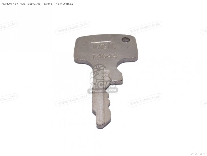 HONDA KEY  NOS  GENUINE