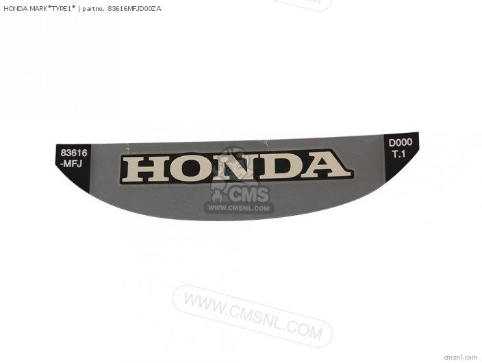 Honda Mark*type1* photo