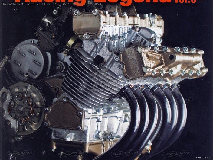 HONDA M CYCLE RACING LEGEND 1952 ~ 1975
