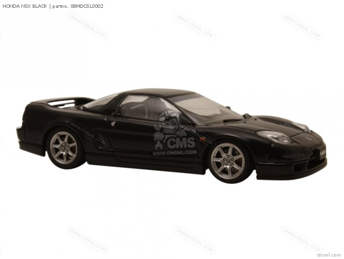Honda Nsx Black photo
