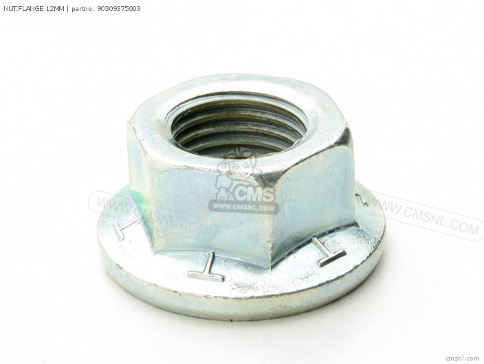 NUT,FLANGE 12MM