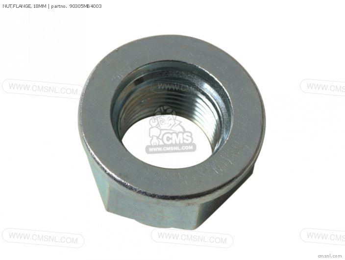 NUT,FLANGE,18MM