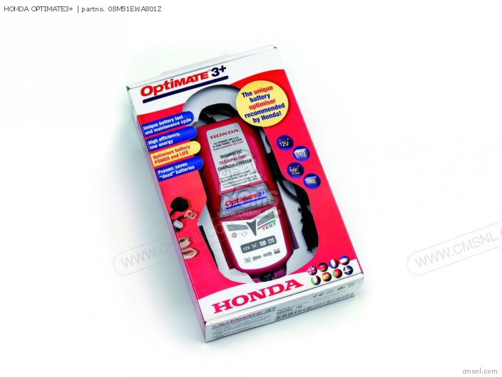 Gifts And Collectibles Honda Optimate3+