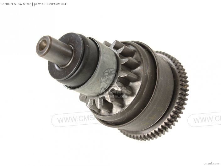 PINION ASSY.,STAR