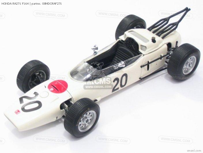 HONDA RA271 F164