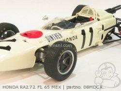 HONDA RA272 F1 65 MEX
