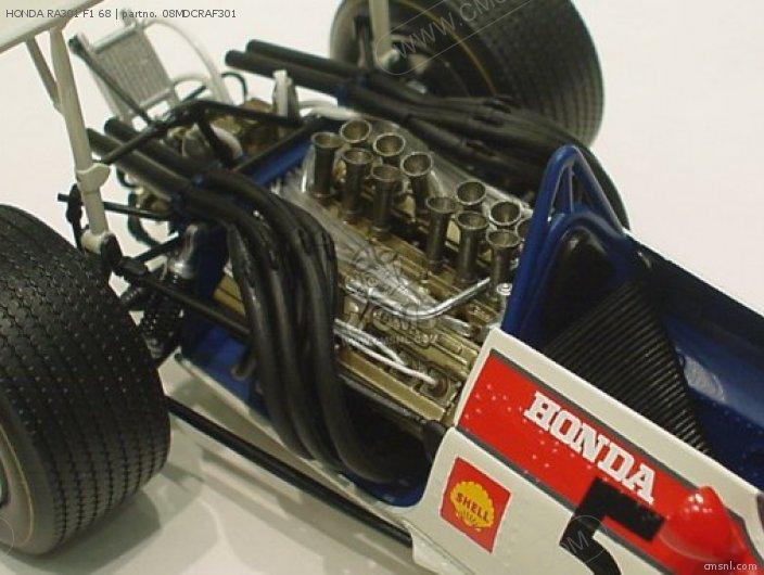 HONDA RA301 F1 68