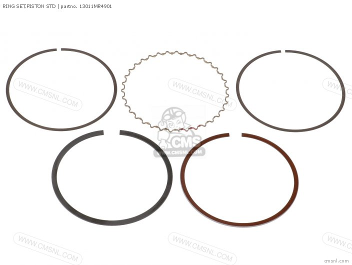 RING SET,PISTON S