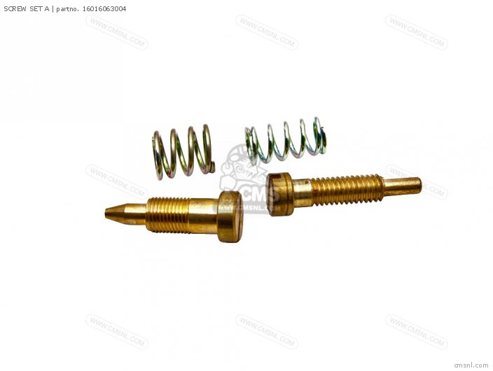 SCREW SET A