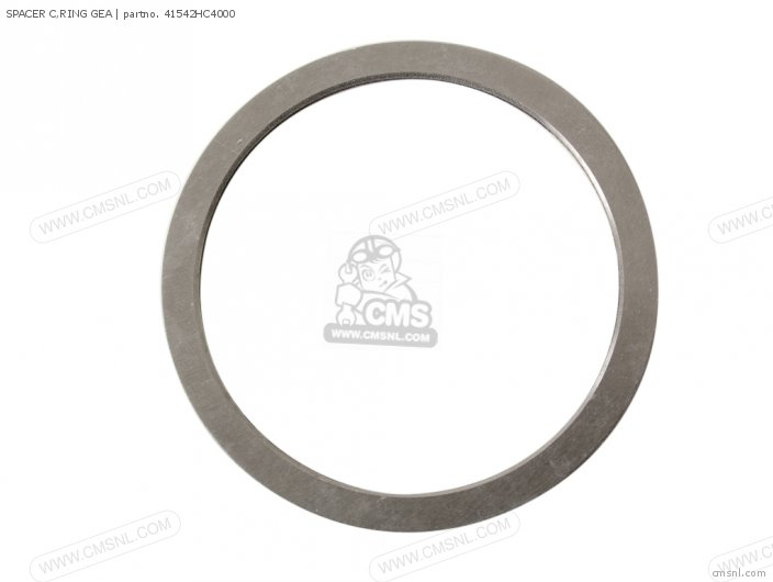 SPACER C,RING GEA