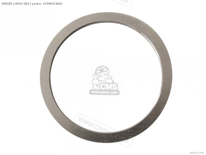 SPACER J,RING GEA