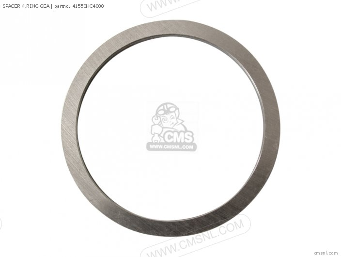 SPACER K,RING GEA