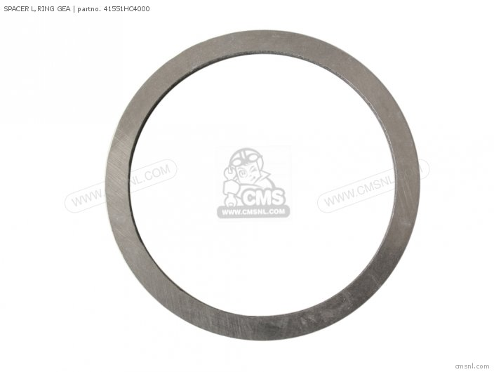 SPACER L,RING GEA