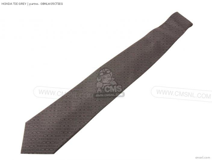 Honda Tie Grey photo