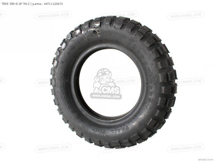 TIRE 350-8 2P TW2