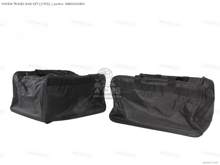 Honda Travel Bag Set (2 Pcs) photo