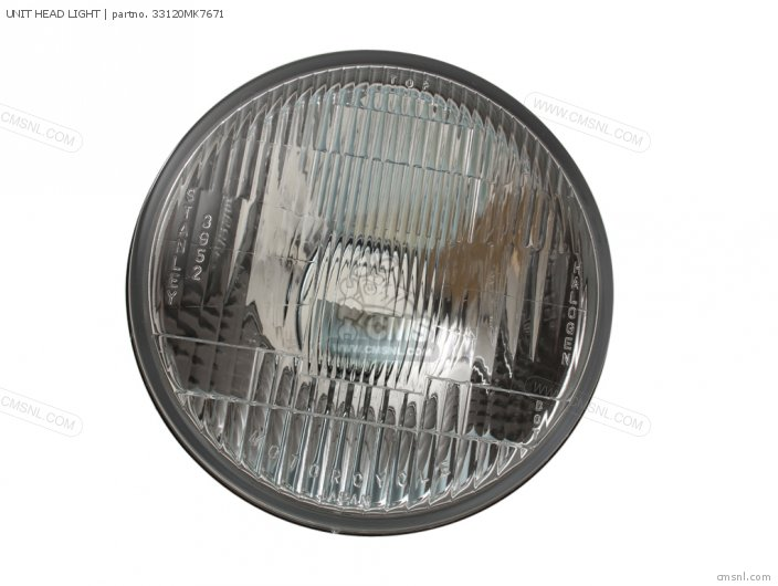 UNIT HEAD LIGHT