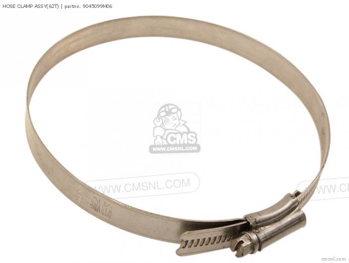 Hose Clamp Assy(62t) photo