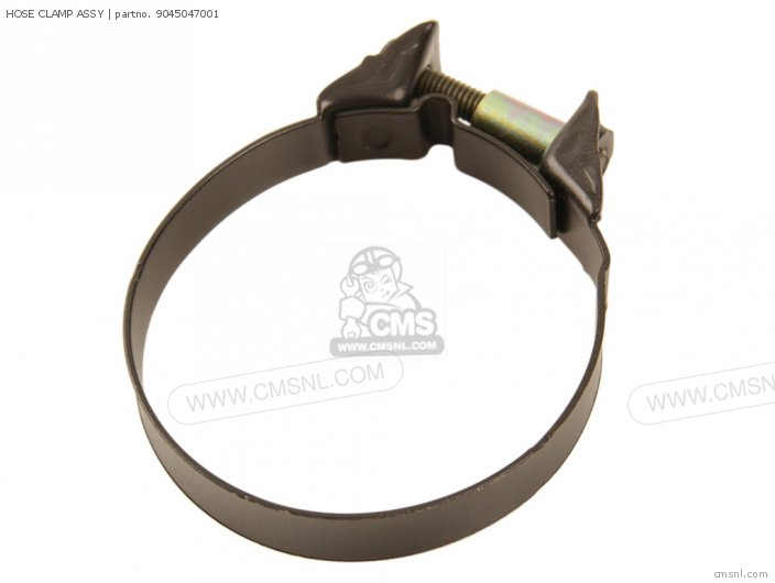 Hose Clamp Assy photo