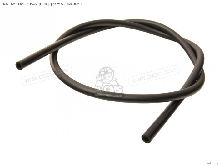 Hose, Battery Exhaust(l:780) photo
