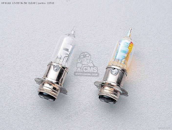 Hp Bulb 12v35/36.5w Clear photo