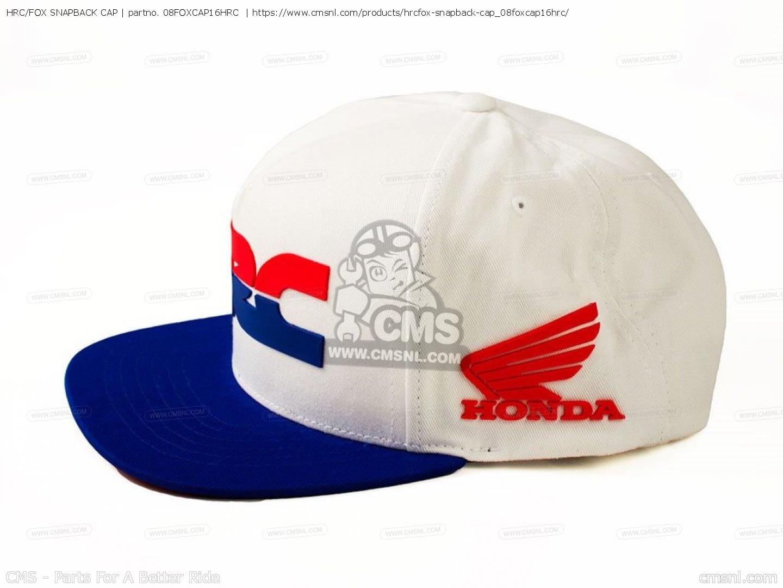 Fox  HRC Snapback Hat