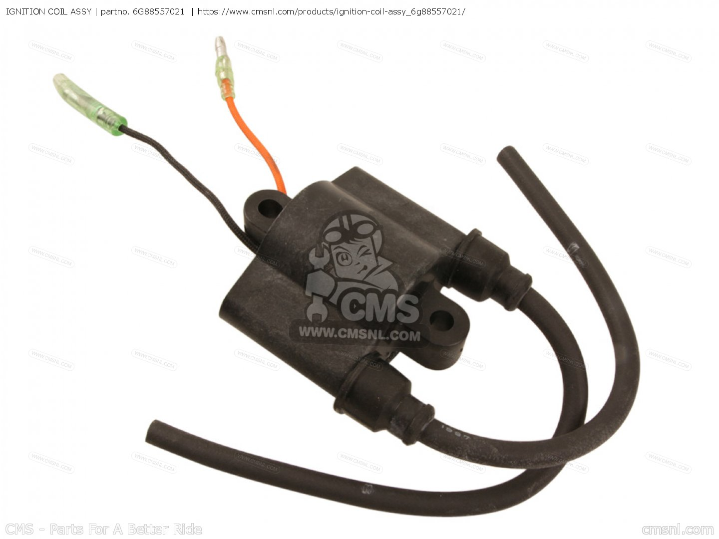 Ignition Coil Assy For F99j 1986 Order At Cmsnl 86 Ford F 150 Wiring Photo