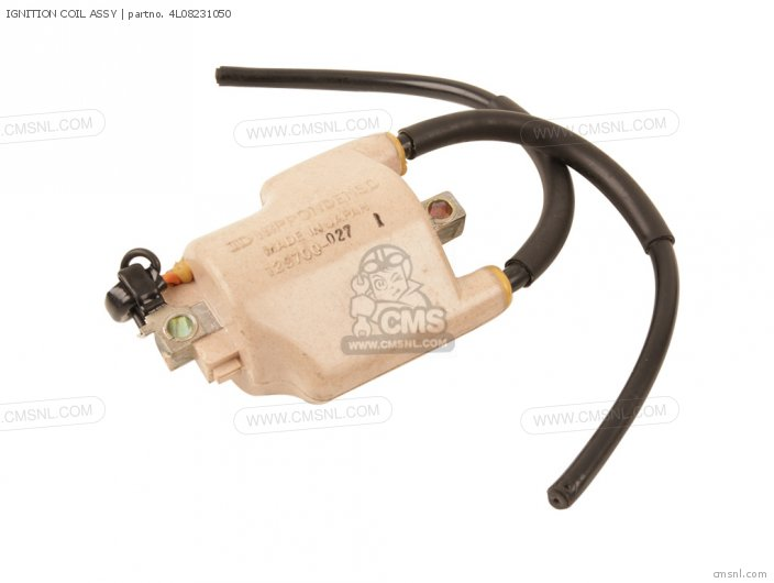 RD250LC 1981 4L1 EUROPE 214L1-332E2 IGNITION COIL ASSY