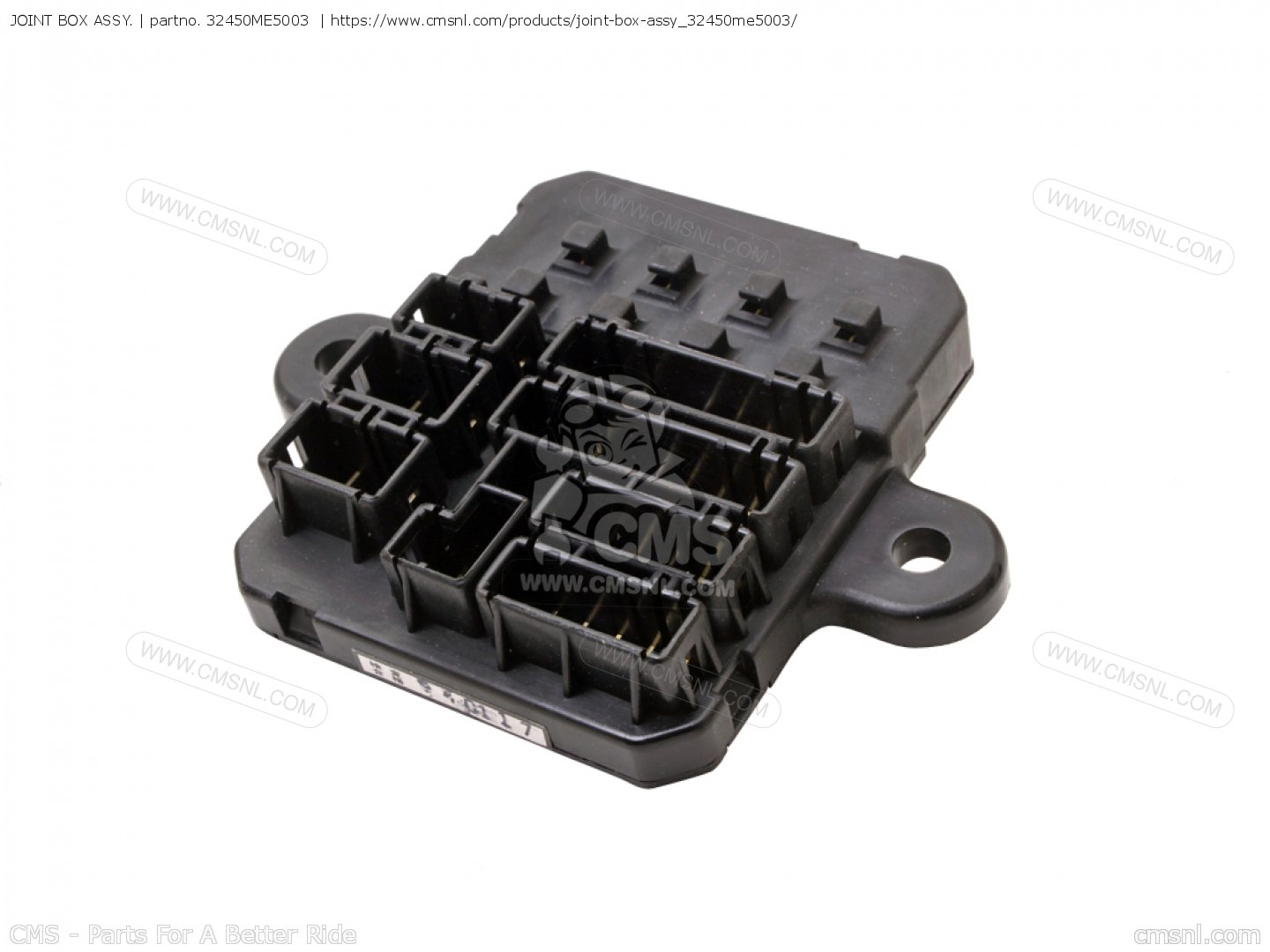 joint box assy_big32450ME5003 01_d125 joint box assy cb550sc nighthawk 1983 (d) usa 32450me5003 1983 honda nighthawk 550 fuse box at aneh.co