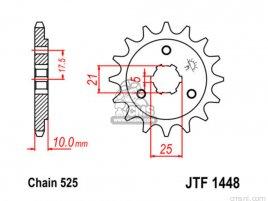 JT FRONT SPROCKET 1448.14