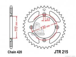 JT REAR SPROCKET 215.50