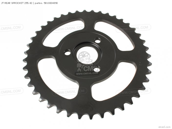 Jt Rear Sprocket 255.42 photo