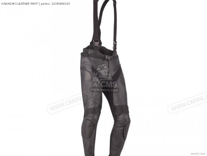 Kawasaki Leather Pant photo