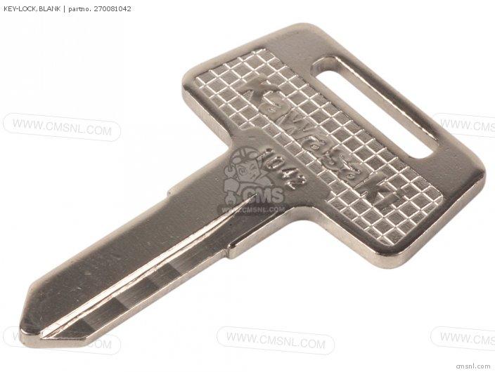 Key-lock, Blank photo
