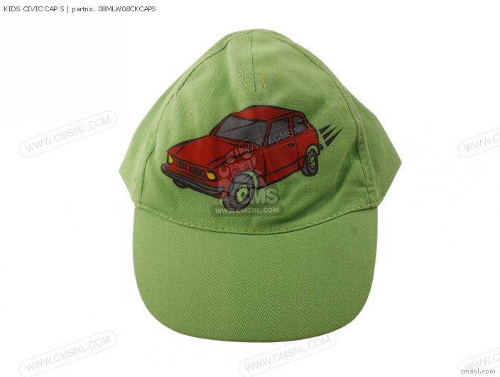 KIDS CIVIC CAP S