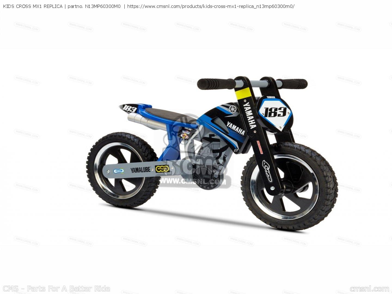 yamaha kids dirt bike