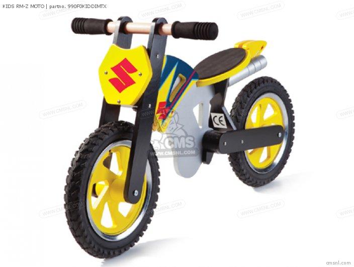 KIDS RM-Z MOTO