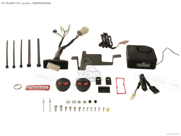 Kit Alarm Sys photo