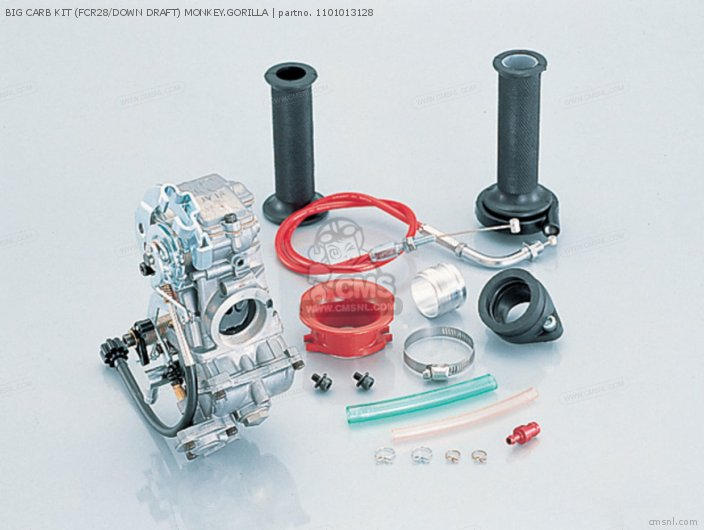BIG CARB KIT (FCR28/DOWN DRAFT)